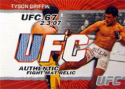 topps UFC 2009 10