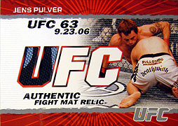 topps UFC 2009 11