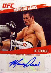 topps UFC 2009 12