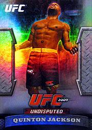 topps UFC 2009 2