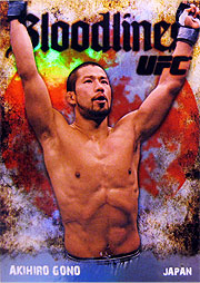 Topps 開封結果 2009 UFC ULTIMATE FIGHTING CHAMPIONSHIP