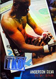 topps UFC 2009 4