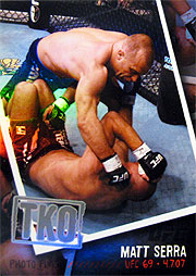 topps UFC 2009 5
