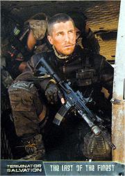 Terminator Salvation ジョン・コナー(クリスチャン・ベール)
