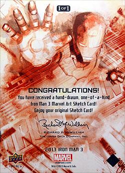 UD Iron Man 3 10