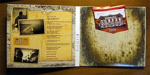 Donruss Americana 2009 開封結果