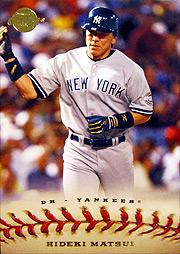 MLB UD Sweet Spot 2009 Baseball 2パック開封結果