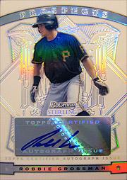 MLB 2009 BOWMAN STERLING 1パック開封結果