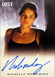 海外ドラマ LOST Season 1 Thru 5 eBayシングル購入分第2弾 ミシェル・ロドリゲス届きました