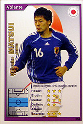 アルゼンチン発 2010 Futbol Champ ワールドカップゲームカードの開封結果