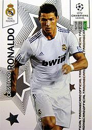 Panini チャンピオンズリーグ カードセット 2010-2011 開封結果その1