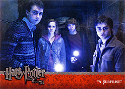 映画 ハリーポッターと死の秘宝 PART2 開封結果1