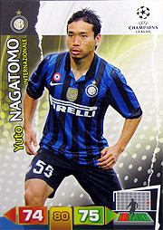Panini Champions League Adrenalyn XL 2011/2012のBOX開封結果