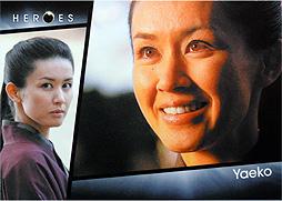 海外ドラマ  HEROES(ヒーローズ) Archiveの開封結果 2箱目
