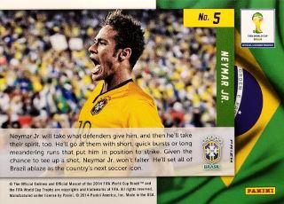 Panini World Cup PRIZM 4BOX目の開封結果 今のところ最高の内容