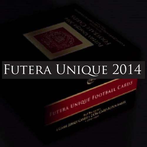 futera UNIQUE 2014 現時点で判明したジャージカードのチェックリスト(6/25追記)