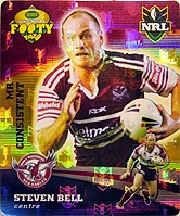 オーストラリアンフットボール カード Footy