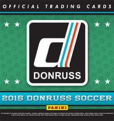 パニーニ サッカーカード3本の矢? Panini Donruss Soccer 2015が4月中旬に発売