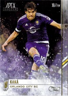 Topps APEX MLS 2015サッカーカード BOX開封結果